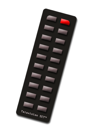 Remote for your Television SET