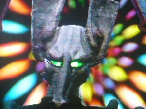 Sutekh the Destroyer in Doctor Who