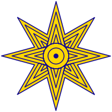 The Eight-Pointed Star of Ishtar